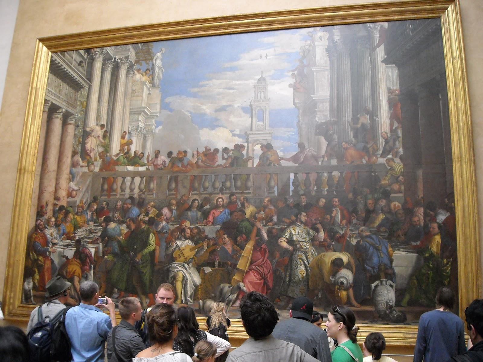 """Резултат с изображение за """"картини в Лувъра."""""""